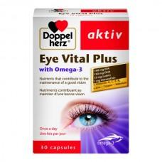 Doppelherz Eye Vital Plus with Omega 3