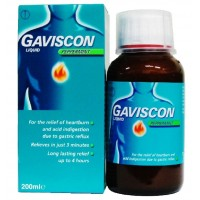 Gaviscon Liquid - Peppermint Flavour...