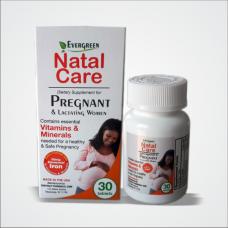 Evergreen Natal Care X 30