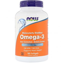 Now Omega-3 Cardiovascular Support - 100...