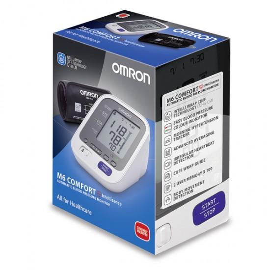 Omron M6 Comfort Intellisense BP Monitor