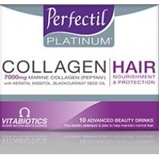 Perfectil Platinum Collagen Hair drink X 10