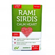 Rami Sirdis Calm Heart Capsules