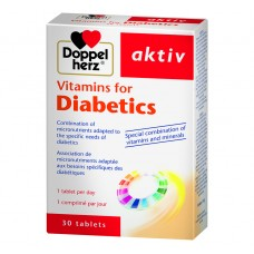 Doppelherz Vitamins for Diabetics
